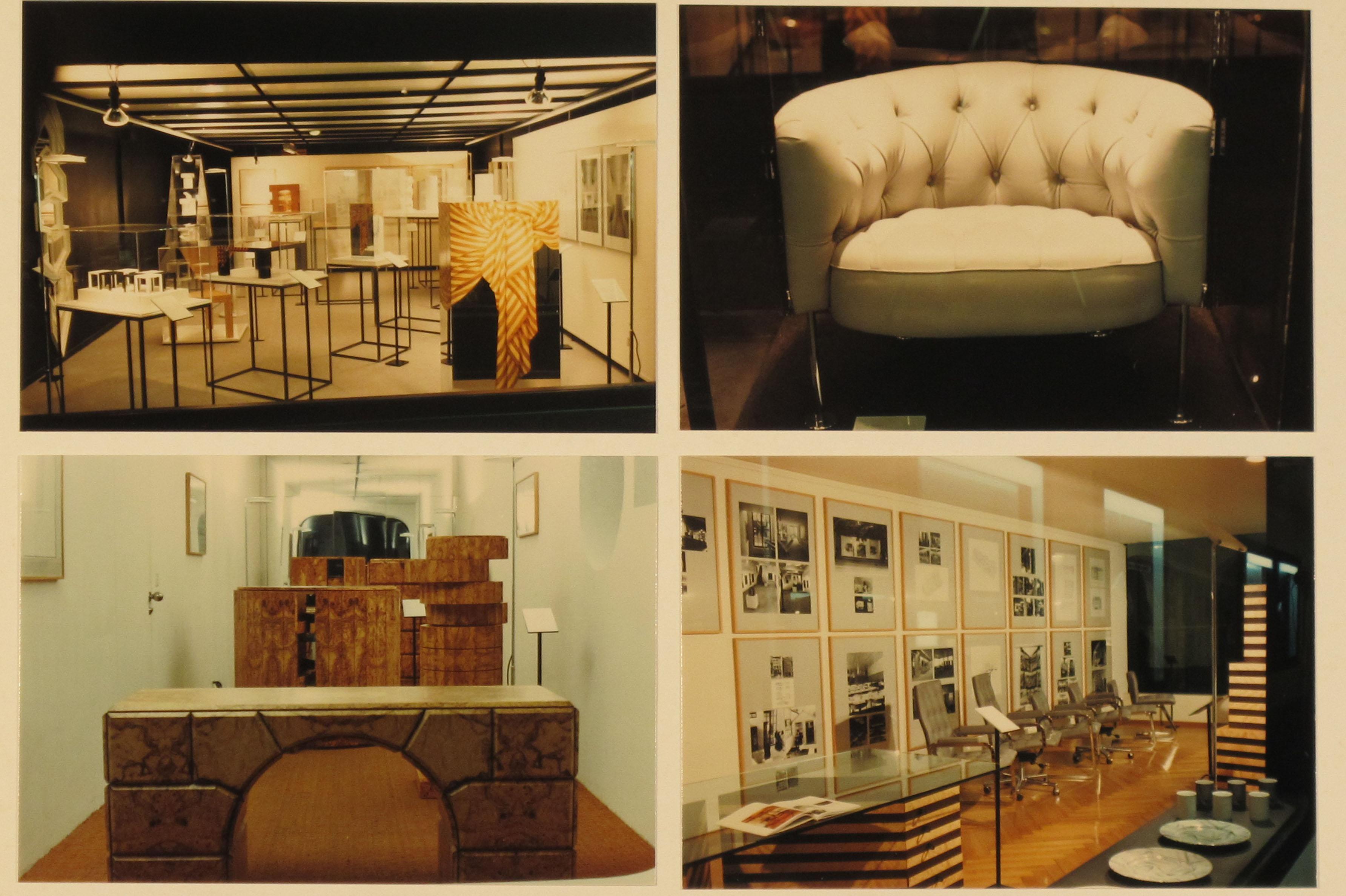 Ausstellungsansichten Im Möbelgeschäft Teo Jakob All Over