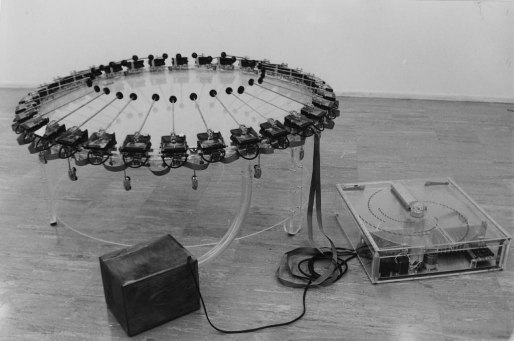 Stephan von Huene, Drum, 1974.