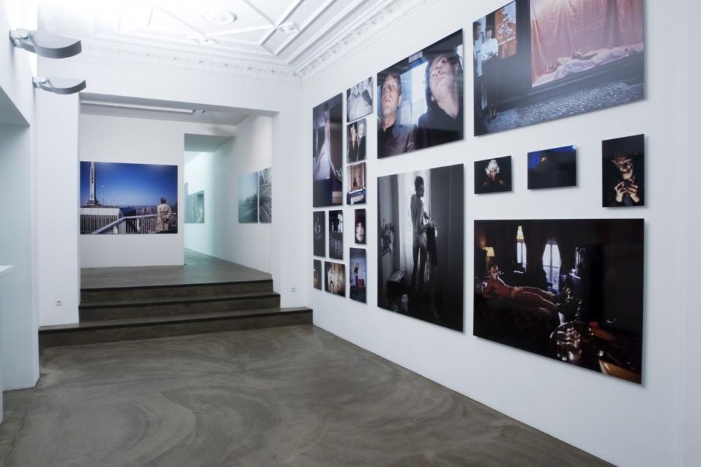 Ausstellungsansicht Galerie Deschler, Berlin.