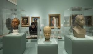 Abb. 4: Géricault. Bilder auf Leben und Tod. Ausstellungsansicht.