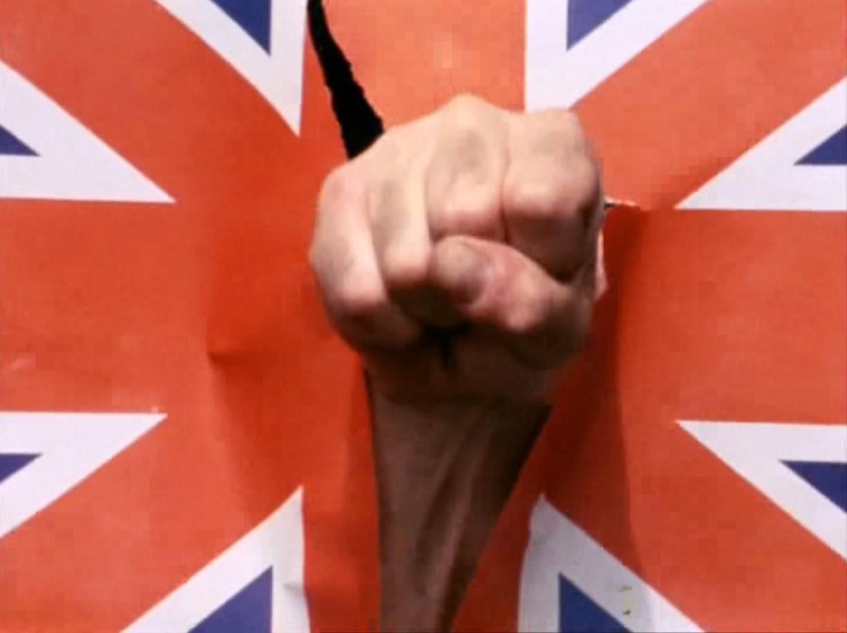 Abb. 7: Jean-Luc Godard (Dziga Vertov Group), British Sounds, 1969.